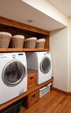 Arts and Crafts House - traditional - laundry room - columbus - Residential Designed Solutions
