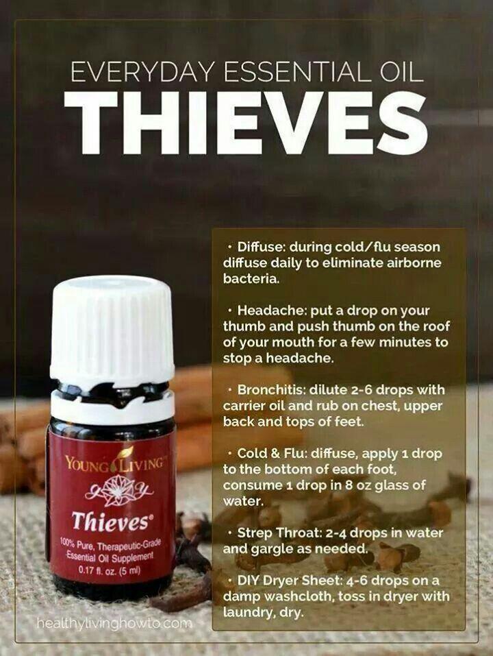 25 B 228 Sta Thieves Essential Oil Id 233 Erna P 229 Pinterest