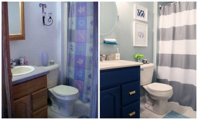 4 ideas how to update oak wood cabinets i heart for Bathroom cabinets update ideas