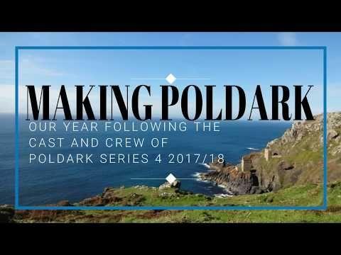 MAKING POLDARK SERIES 4 - YouTube