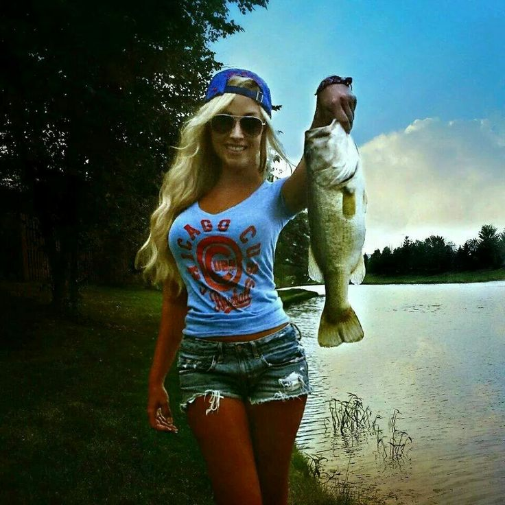 1000 images about hot fishing girls on pinterest for Fish for girls