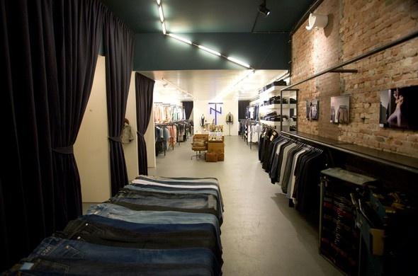 Tenue de Nimes shop Amsterdam