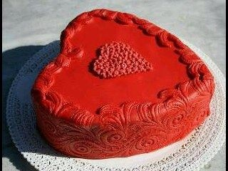 easy valentine cake recipes