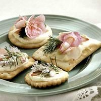 Image of Petite Tea Sandwiches from Recipe.com