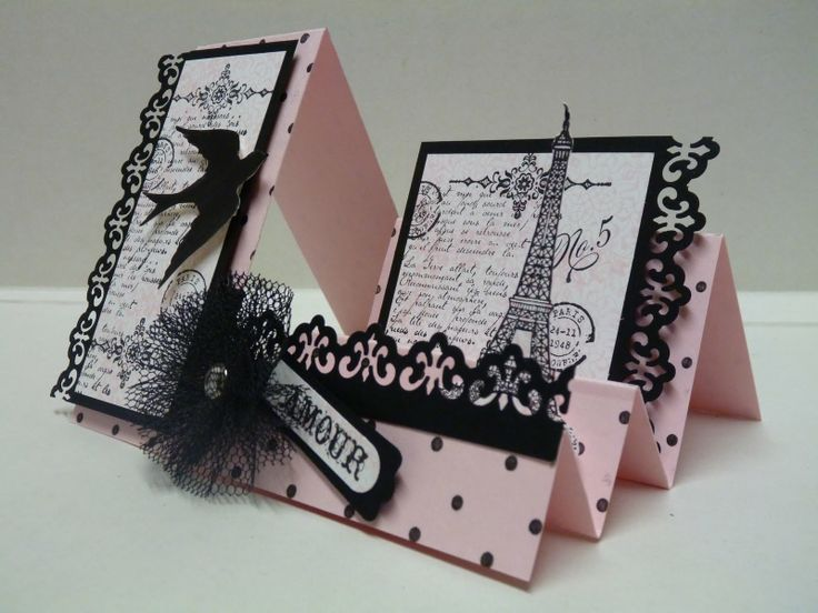 fancy fold cards - Google Search