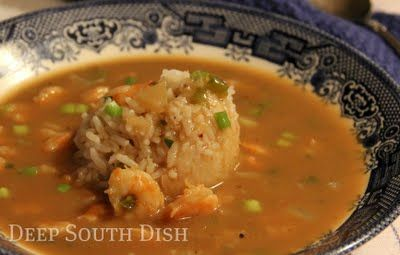 Cajun Shrimp Stew/Soup