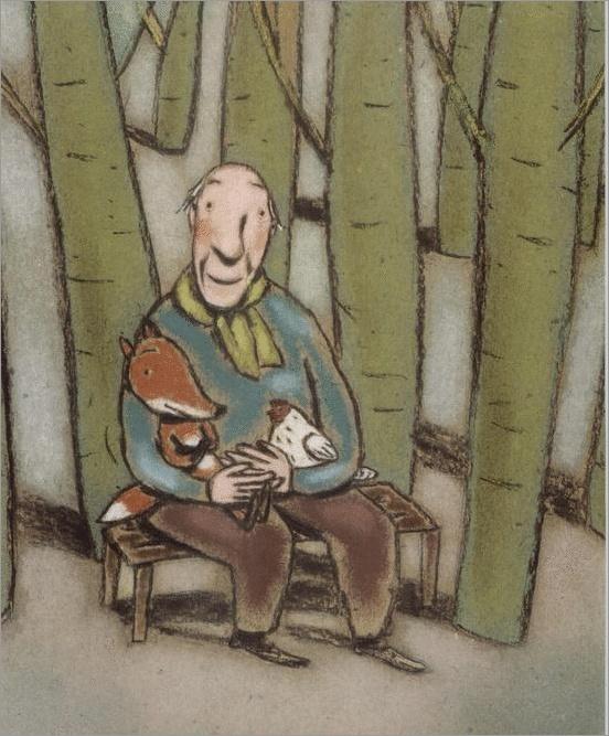 Kleinvader-Edward van de Vendel