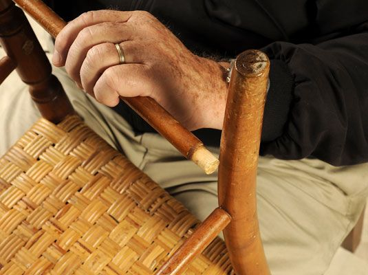 Repairing Old Wooden Chairs - For Dummies