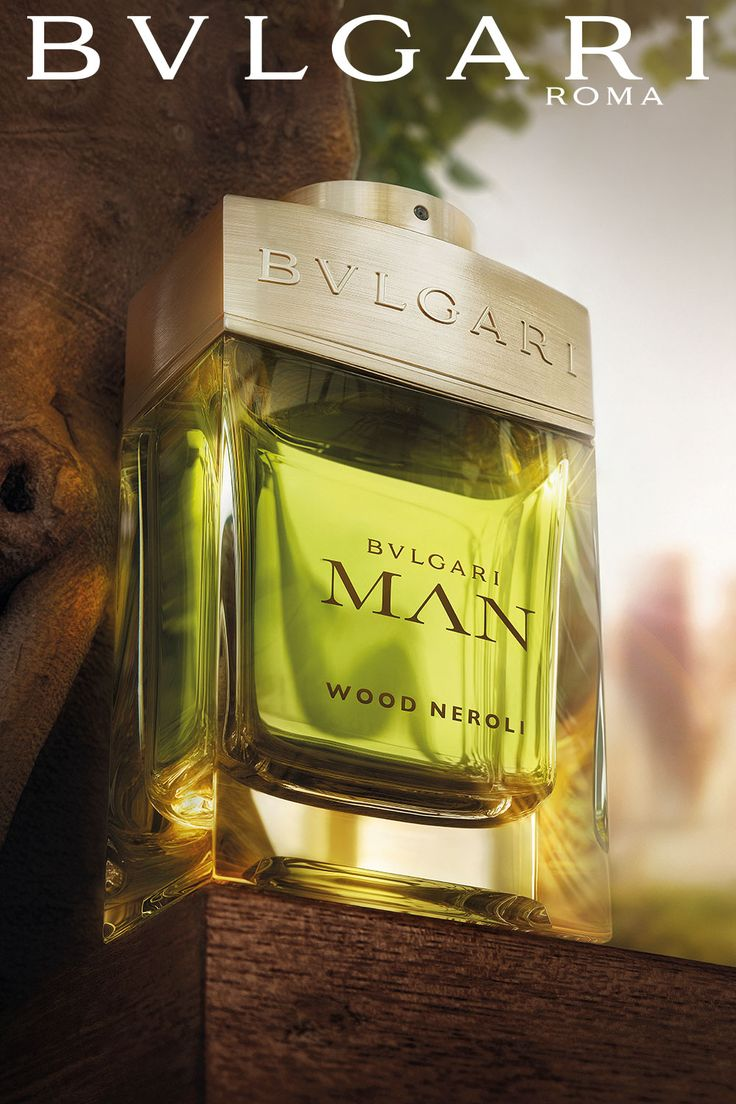BVLGARI Men's Man Wood Neroli Eau de Parfum Spray, 3.4oz