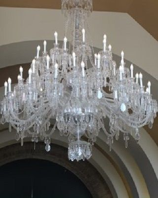 346 best crystal chandelier czech glass images on pinterest marie terezie aloadofball Images