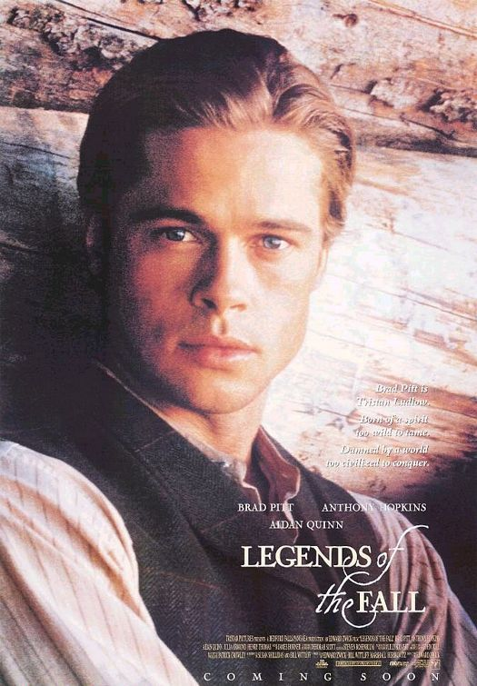 Legends Of The Fall Movie Poster #2 - Internet Movie Poster Awards Gallery