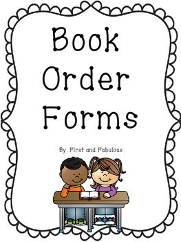Get your parents and students excited about book order with these helpful forms. Included in this set are:* Welcome Letter to send home with the first book order of the year. * Due Date Reminder Note* Classroom Wish Lists* Recommendations Lists * Reminder Bracelets for the kids* Thank You Letter to send home after ordering.