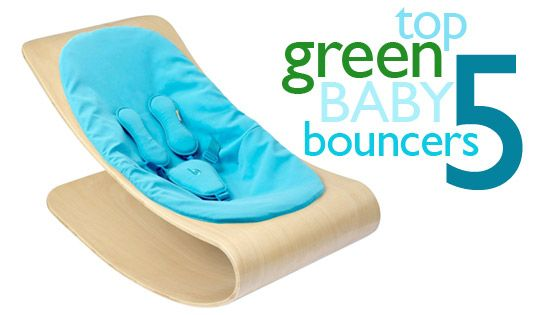 Top 5 Best Green Bouncers for Eco Babies | Inhabitots