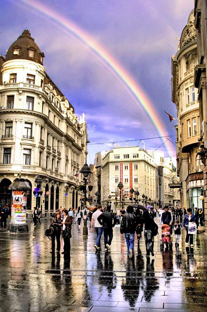 https://flic.kr/p/9FMxcy | Belgrade Magic 2011 | Taken with:D90,AF Nikkor 24-85mm f/2.8-4D IF in Knez Mihajlova street,Belgrade...