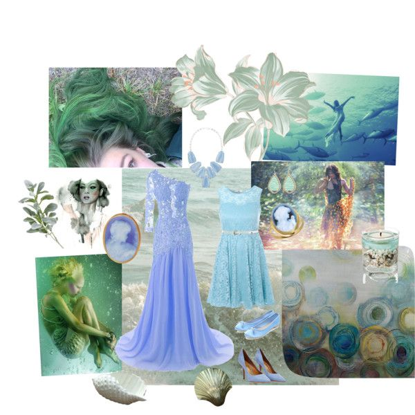 Water by giovanina-001 on Polyvore featuring art