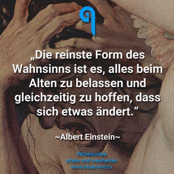 11 kluge Sprüche von Albert Einstein – Bettina Mader