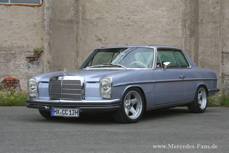 Mercedes-Benz w114 #Mercedes_Benz_w114 #Daimler_Benz_AG #Daimler_AG #Stuttgart #Baden_WuertemBerg  #Deutschland #DE $