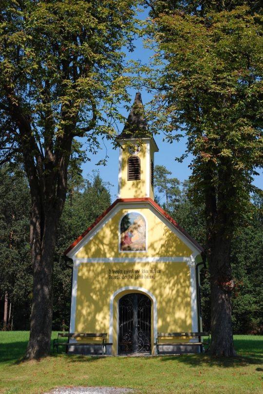 Kirchberg an der Raab-Oberdorf am Hochegg, Kapelle (Südoststeiermark) Steiermark AUT