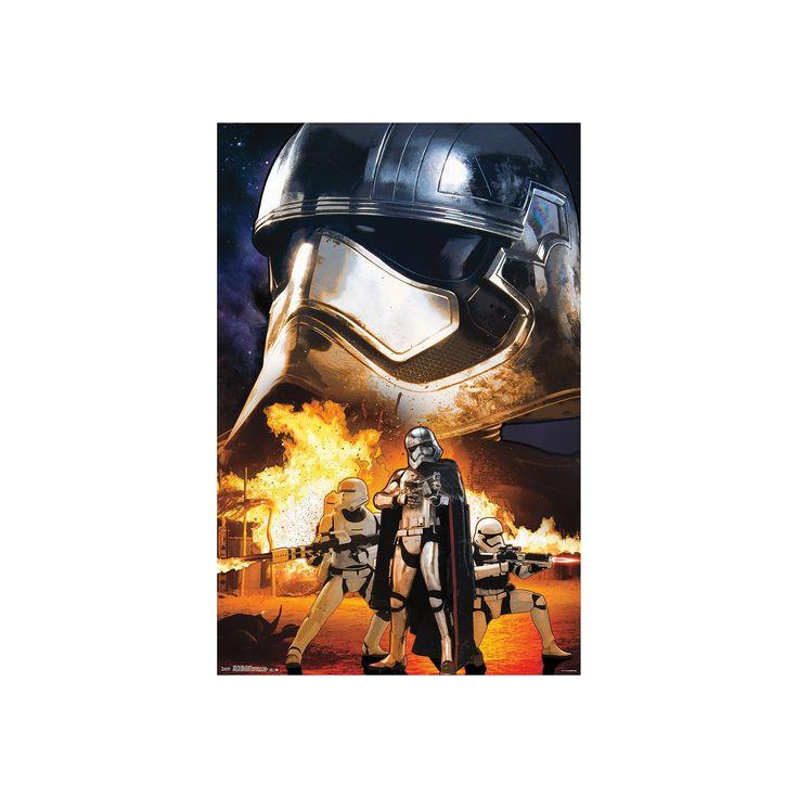 Star Wars: Episode VII The Force Awakens Troopers Poster by Art.com, Orange