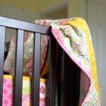 Patchwork Crib Bumper: A Tutorial