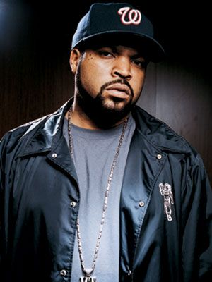 Ice Cube. Only bc he's wearing a Nationals hat.