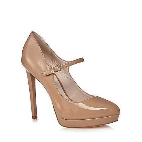 Faith Camel 'Chrissie' high court shoes | Debenhams Size 6