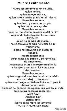 pablo neruda quotes in spanish - Google Search