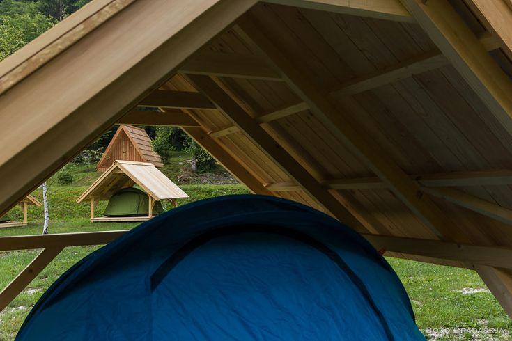 Campings: Camp Korita, Soča valley - Explore Slovenia