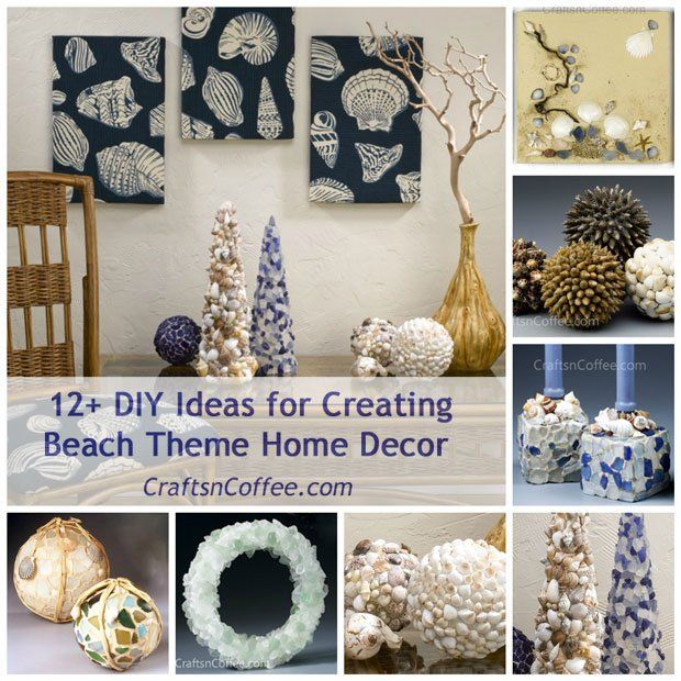 17 Best Images About Beach Home Decor On Pinterest Crafts Driftwood Wall Art And River Rocks