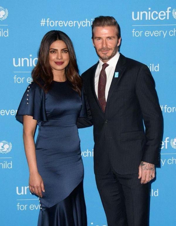 Priyanka Chopra : UNICEF Global Goodwill Ambassador
