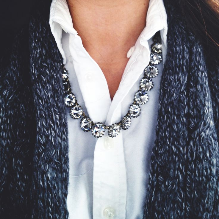 prepofthesouth:    Necklace of the day