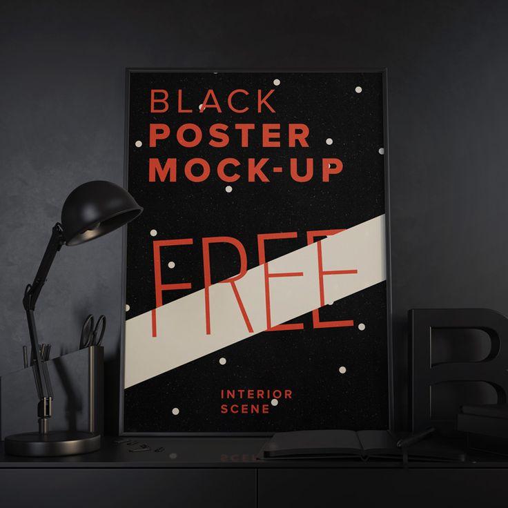 Free Poster Mockup Psd Poster Mockup Poster Mockup Psd Free Psd Poster