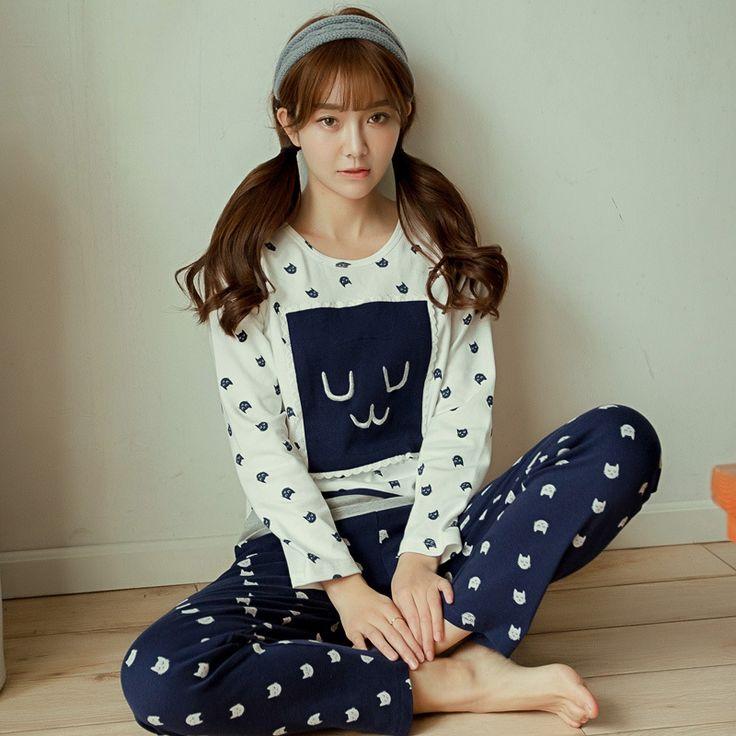 2016 Pyjama Femme Home Cothing Pigiam Pijama Mujer Pijama Feminin Pijama Entero Pyjama Women Sleepwear Nightgown Pajamas Pigiama