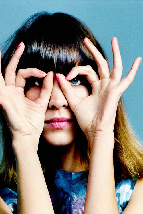 Alexa Chung - Vogue