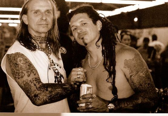 Indian Larry & Billy Lane