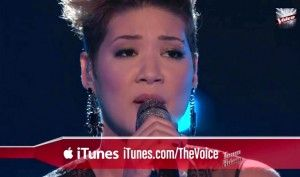 Tessanne Chin Makes Number 1 On iTunes