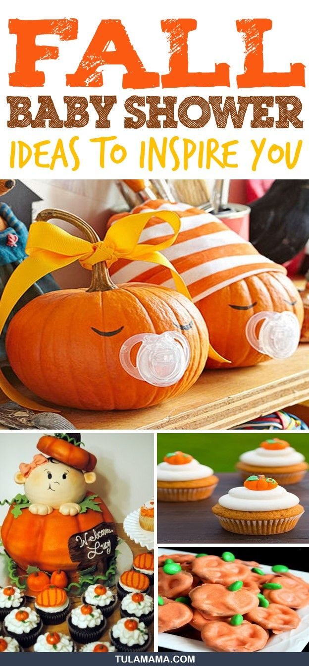 Fall Baby Shower Ideas To Inspire You Best Of Tulamama Baby