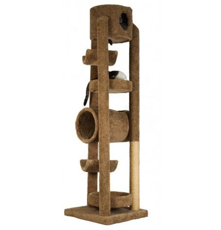 virgie cat gym 90 inches - Cat Jungle Gym