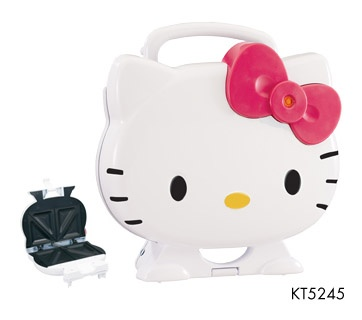 Hello Kitty toaster!!!!