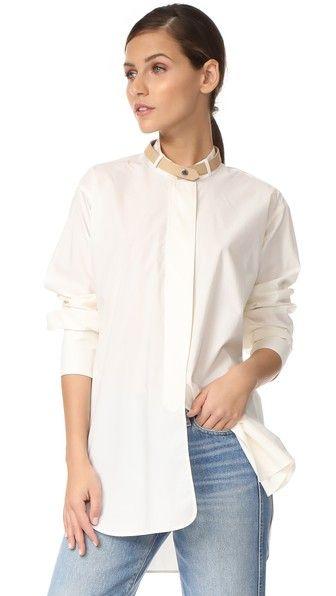 Belstaff Рубашка на пуговицах Brianne