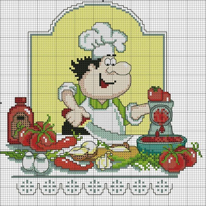 Chef Molho de Tomates