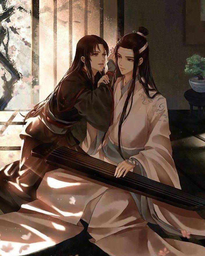 Pin oleh Kim Yoomie di WeiZhan Ilustrasi karakter