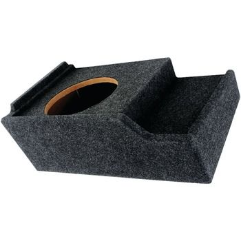 """Atrend Bbox Series Subwoofer Boxes For Gm Vehicles (12"""" Single Downfire)"""