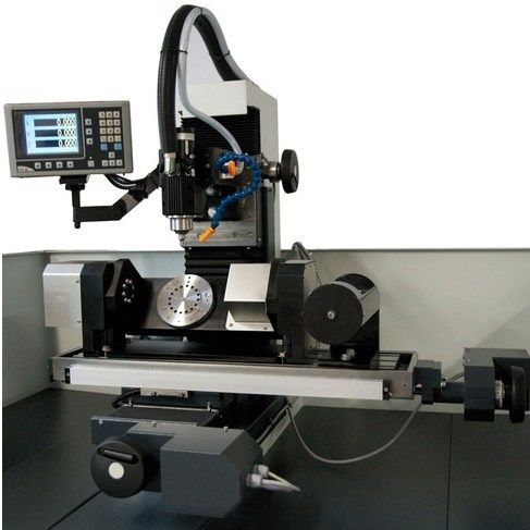 used benchtop milling machine