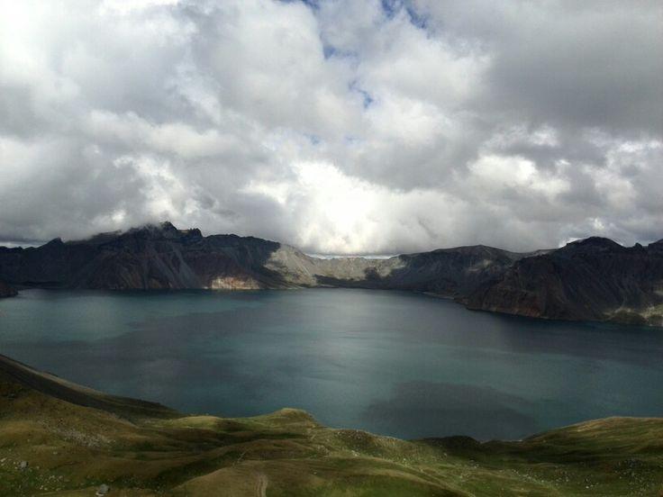 Changbai Mountain. Jilin Province, China