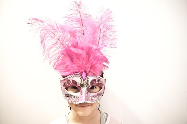 Masked...