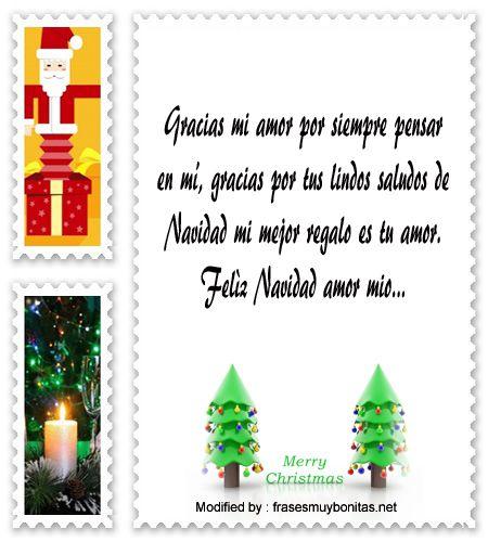 palabras de agradecimiento por saludos de Navidad,sms de agradecimiento por saludos de Navidad: http://www.frasesmuybonitas.net/nuevas-frases-para-agradecer-saludos-de-navidad/