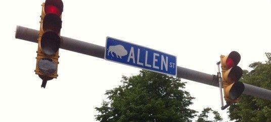 AllenTown Art Festival in Buffalo, NY