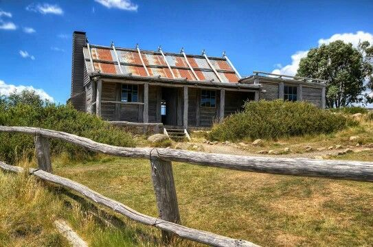 Craig's hut - Victorian High Country