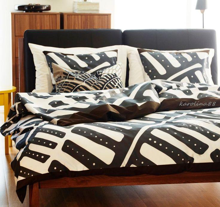 Details About Ikea Stockholm Duvet Quilt Cover Modern